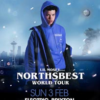 Lil Mosey at Electric Brixton on Sunday 3rd February 2019