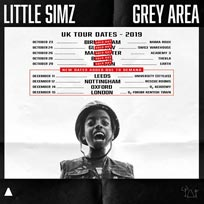 Little Simz at The Forum on Sunday 15th December 2019