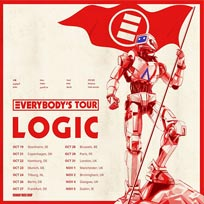 Logic at Brixton Academy on Tuesday 31st October 2017