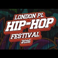 London PL Hip Hop Festival at Electric Brixton on Saturday 17th September 2016