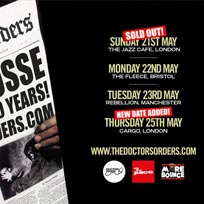 London Posse at Cargo on Thursday 25th May 2017