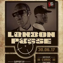 London Posse at Chip Shop BXTN on Friday 30th June 2017