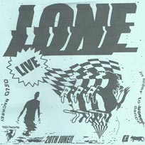 Lone at Oslo Hackney on Monday 20th June 2016