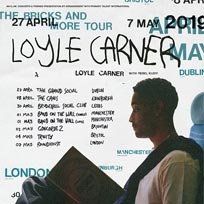Loyle Carner at The Roundhouse on Tuesday 7th May 2019