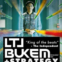 LTJ Bukem at Archspace on Friday 27th April 2018