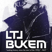 LTJ Bukem at Village Underground on Friday 20th October 2017
