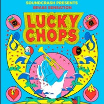 Lucky Chops at Islington Academy on Wednesday 20th November 2019