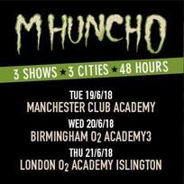 M Huncho at Islington Academy on Thursday 21st June 2018