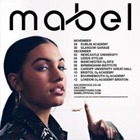 Mabel at Brixton Academy on Wednesday 12th December 2018