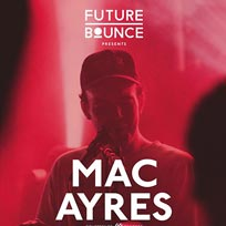 Mac Ayres at Hoxton Basement on Wednesday 17th January 2018
