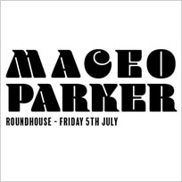Maceo Parker at The Roundhouse on Friday 5th July 2019