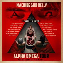 Machine Gun Kelly at Islington Academy on Saturday 27th August 2016