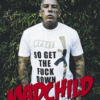 Madchild at Islington Academy on Tuesday 9th May 2017