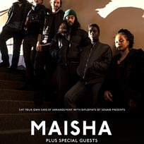 Maisha at Village Underground on Monday 27th May 2019