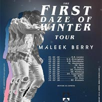 Maleek Berry at KOKO on Thursday 1st February 2018