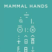 Mammal Hands at Echoes on Tuesday 22nd November 2016