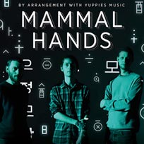 Mammal Hands at Rich Mix on Tuesday 14th March 2017