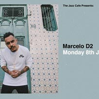 Marcelo D2 at Jazz Cafe on Monday 8th July 2019