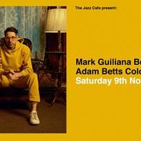Mark Guiliana's Beat Music at Jazz Cafe on Saturday 9th November 2019