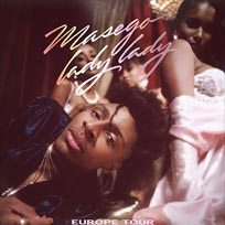 Masego at Shepherd's Bush Empire on Friday 14th September 2018