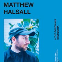Matthew Halsall at EartH on Sunday 20th October 2019