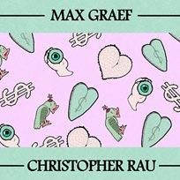 Max Graef + Christopher Rau. at Jazz Cafe on Friday 8th June 2018