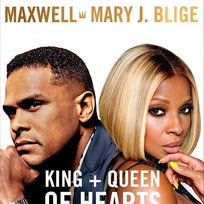 Mary J. Blige & Maxwell at The o2 on Friday 28th October 2016