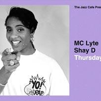 MC Lyte at Jazz Cafe on Thursday 27th June 2019