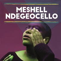 Meshell Ndegeocello at Rich Mix on Tuesday 4th October 2016