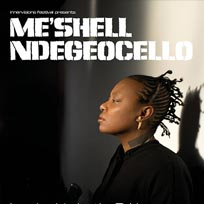 Me'Shell NdegéOcello at Under the Bridge on Wednesday 11th July 2018