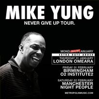 Mike Yung at Omeara on Thursday 31st January 2019