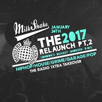 Official 2017 Relaunch Part 2 at Ministry of Sound on Tuesday 24th January 2017
