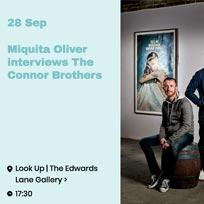 The Connor Brothers at The Edwards Lane Gallery on Friday 28th September 2018