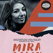 Mira Calix at Archspace on Tuesday 28th March 2017