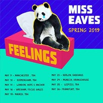 Miss Eaves at Hope & Anchor on Saturday 11th May 2019