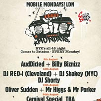 Mobile Mondays LDN at Chip Shop BXTN on Monday 19th August 2019