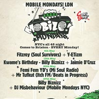 Mobile Mondays LDN at Chip Shop BXTN on Monday 27th May 2019