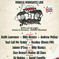 Mobile Mondays LDN at Chip Shop BXTN on Monday 16th September 2019
