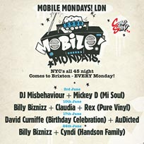 Mobile Mondays LDN at Chip Shop BXTN on Monday 17th June 2019