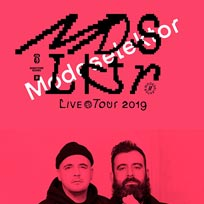 Modeselektor at Oval Space on Saturday 23rd February 2019