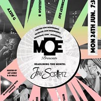 MOE Presents at The Ritzy on Monday 24th June 2019