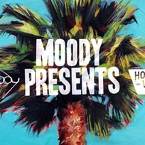 Moody Present at House of Vans on Friday 12th May 2017