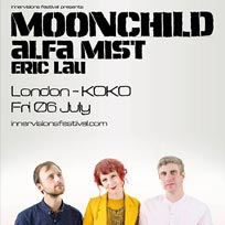 Moonchild at KOKO on Friday 6th July 2018