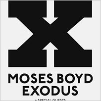 Moses Boyd at Corsica Studios on Thursday 23rd March 2017