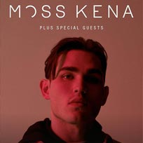 Moss Kena at Camden Assembly on Wednesday 24th October 2018