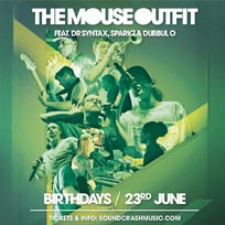 Mouse Outfit at Birthdays on Thursday 23rd June 2016