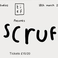 Mr Scruff at Corsica Studios on Saturday 18th March 2017