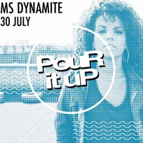 Ms Dynamite at The Old Queen's Head on Saturday 30th July 2016