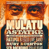 Mulatu Astatke at Barbican on Thursday 22nd March 2018