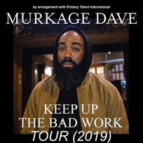 Murkage Dave at Studio 9294 on Friday 18th October 2019